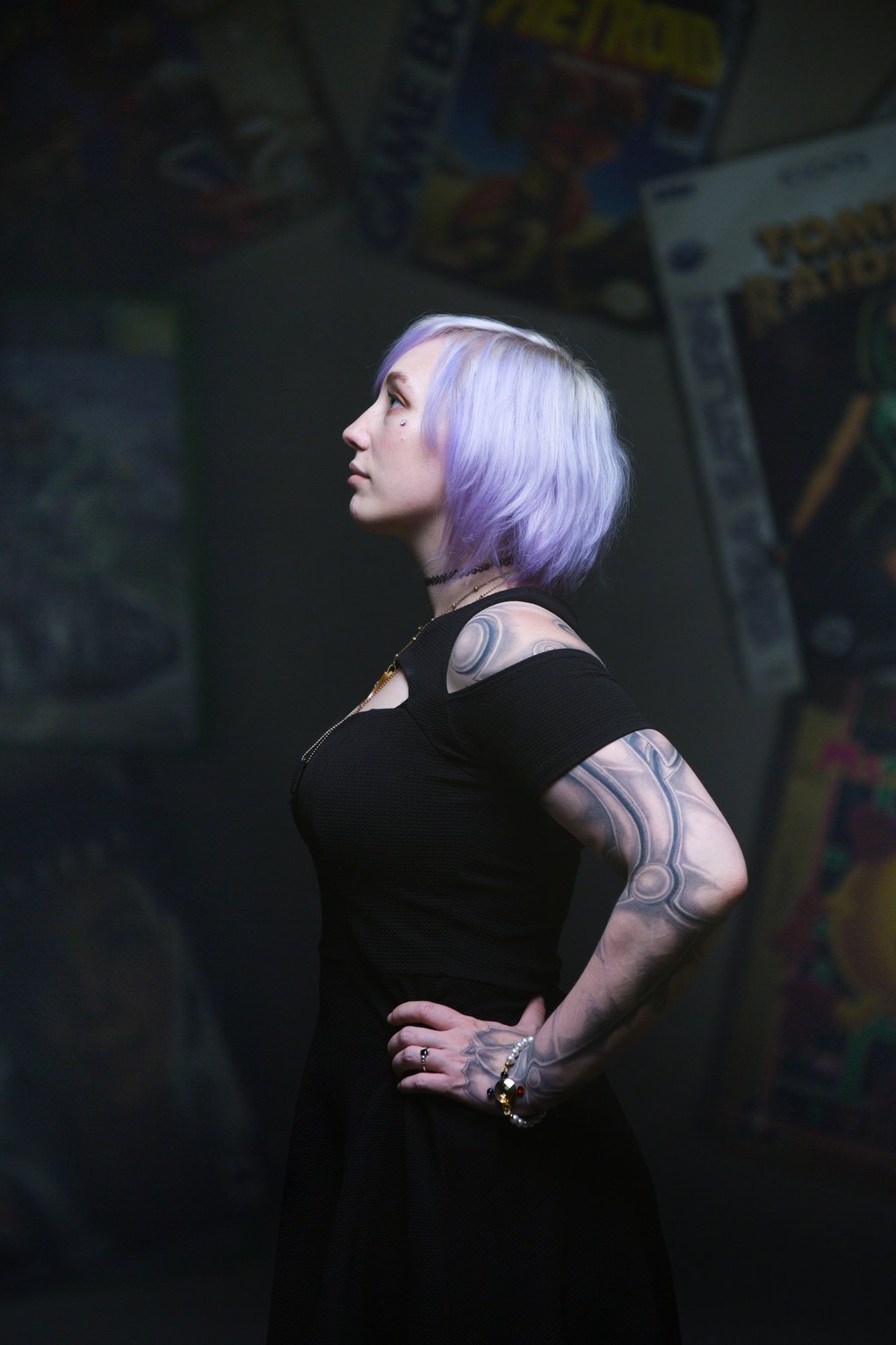 Naked zoe quinn Nudography